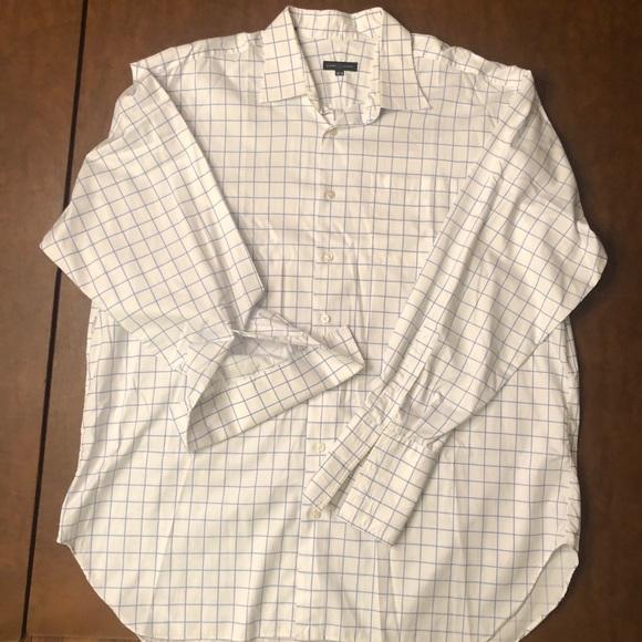 Men's LS Robert Talbott dress shirt.  Barely worn.
